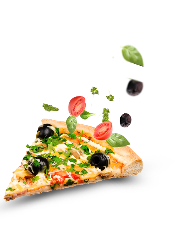 Vegetarische pizza's